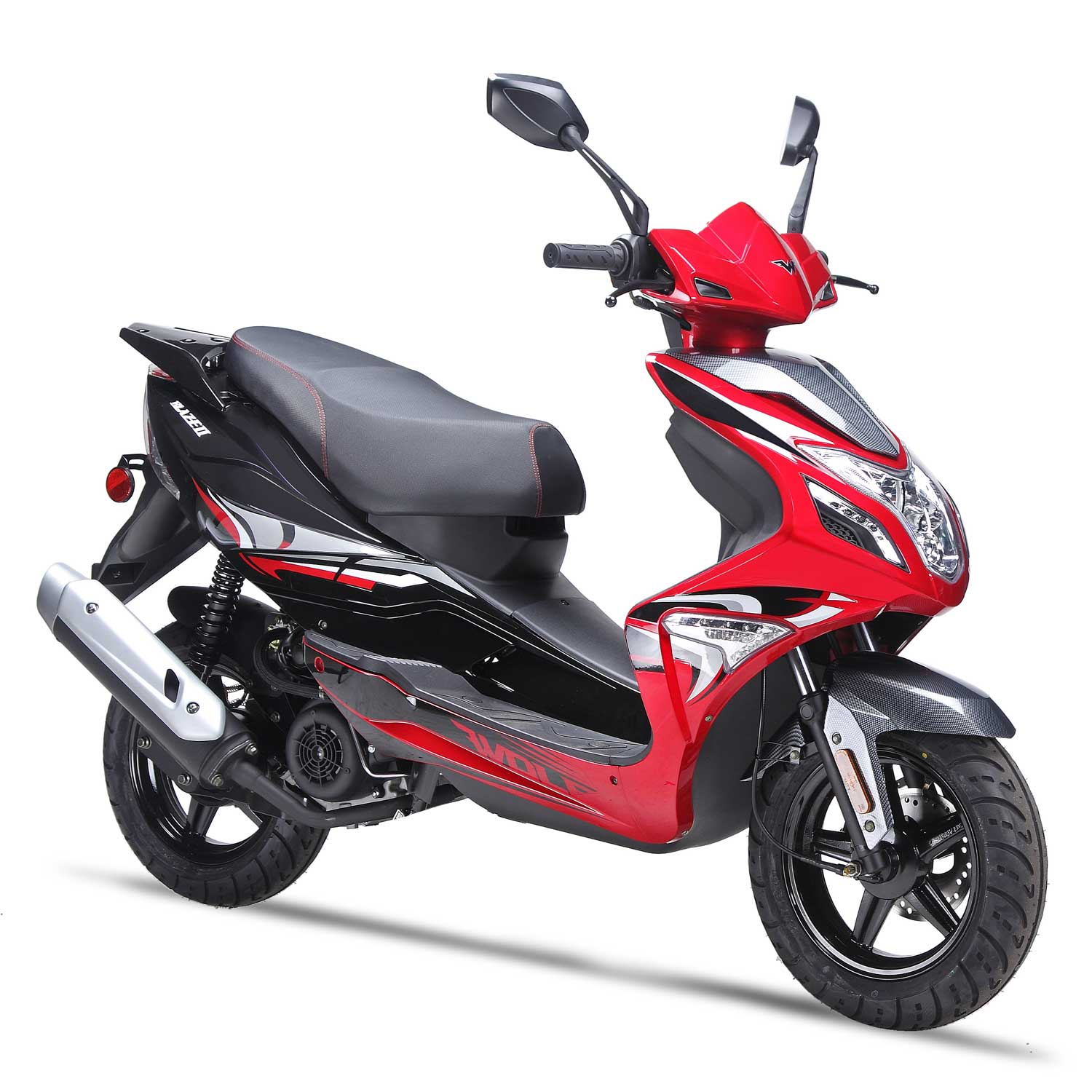 Wolfbrand Wholesale Scooter Brand-Blaze-II
