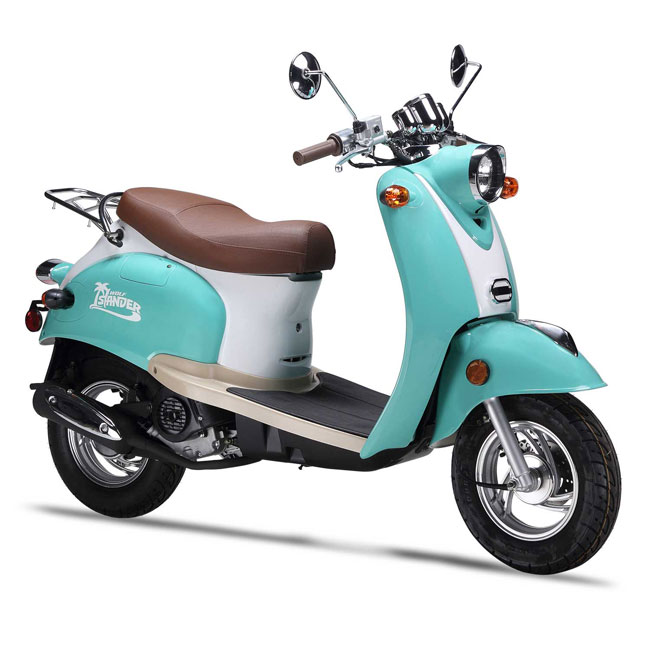 49cc 50cc 150cc Gas Powered Motor Scooters / Mopeds | Wholesale ...