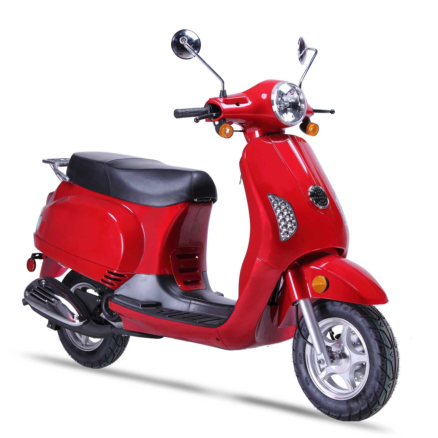 Wolfbrand Wholesale Scooter Brand-wolf lucky ii