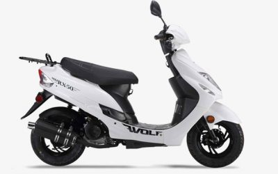 Buying a 50cc or 150cc Motor Scooter?